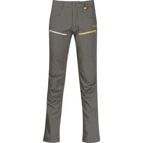 Bergans Utne Pants Youth green mud/waxed yellow